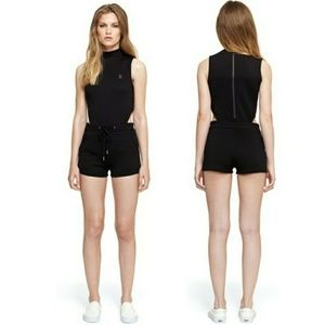 ONEPIECE Quilted Cutout Jumper